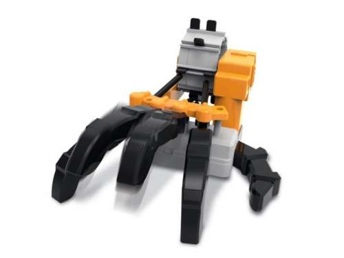 4M interaktív Robot 14cm