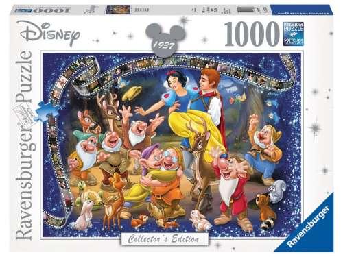 Ravensburger gyerek Puzzle 1000db - Hófehérke
