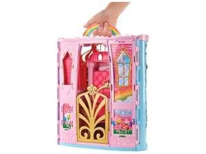 Barbie Dreamtopia kastély babával készlet 31025906 Babaház, vár, farm