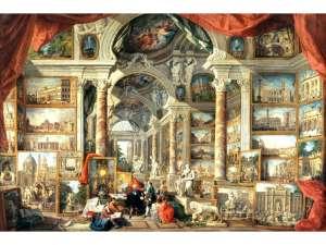 Ravensburger Puzzle - Épület 5000db  31026639 Puzzle