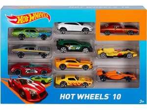 Hot Wheels Autó - 8cm  31031925 Autós játékok, autó, jármű