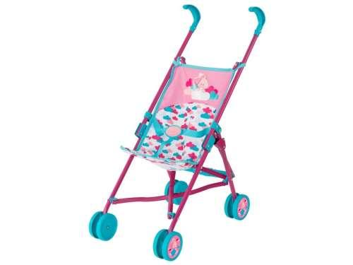 Baby Born Játék sport babakocsi #rózsaszín