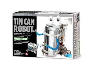 4M üdítősdoboz robot készlet 31025208 Tudományos és felfedező játék