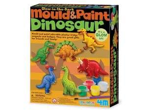 4M dinoszaurusz gipszkiöntő készlet 31044190 Gipszöntő