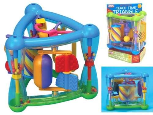 Fun Time csörgő Játék #kék-zöld