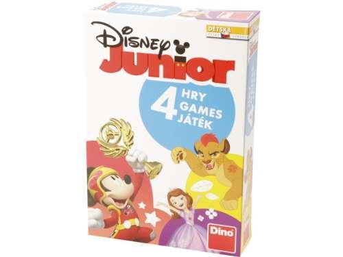 Disney junior 4in1 Társasjáték 31035332