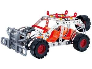 Terepjáró autó 165 darabos fém építőjáték 31029477 Fém építőjáték
