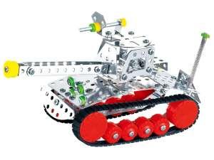 Tank 198 darabos fém építőjáték 31027858 Fém építőjáték