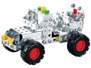 Terepjáró 195 darabos fém építőjáték 31036988 Fém építőjáték