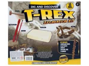 Régész játék - T-Rex csontváz 31035765 Tudományos és felfedező játék