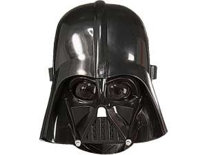 Star Wars: Darth Vader álarc #fekete 31030968 Jelmez gyerekeknek