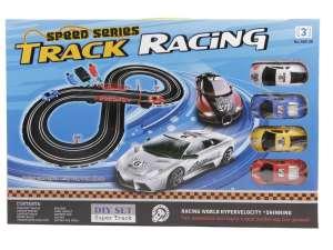 Track Racing elektromos Autópálya 31025990 Autópálya, parkolóház