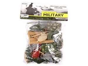 Katonai járművek zacskóban 31041417 Katonai és rendőr felszerelés