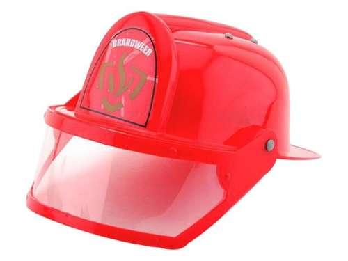 Tűzoltó Sisak #piros