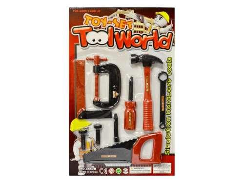 műanyag Tool World Szerszámkészlet 20 db 31036618