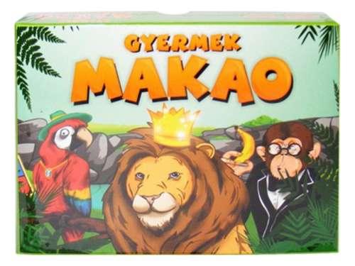Gyerek Makao kártyajáték