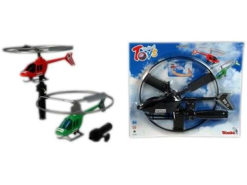 Berántós Helikopter 25cm #piros-zöld 31027752