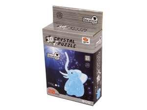 3D Puzzle - Elefánt (20 db) 31026411 3D puzzle