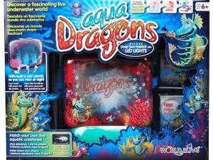 Aqua Dragons vízalatti világ LED világítással 31028439 Tudományos és felfedező játék