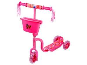 Háromkerekű Roller #rózsaszín 31025018 Roller és gördeszka
