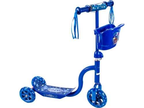 Háromkerekű Roller #kék