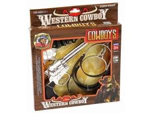 Seriff pisztoly készlet 31030777 Játékpuska, töltény