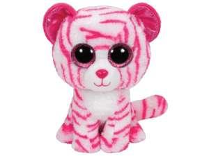 Plüss 15cm - Tigris #rózsaszín 31029113