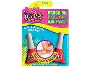 Bo-Po körömlakk 2 darabos készlet - többféle 31058679 Szépítkezőasztal, sminkszett, illat