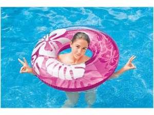 Clear color Úszógumi - Virág #rózsaszín 31248932 Úszógumi, karúszó, úszómellény