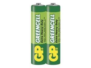 GP Greencell AAA Ceruzaelem 2db 31034263 Elem, akkumulátor