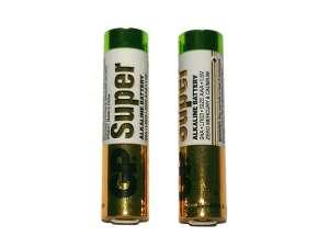 GP Super Alkaline AA Ceruzaelem 2db 31036452 Elem, akkumulátor