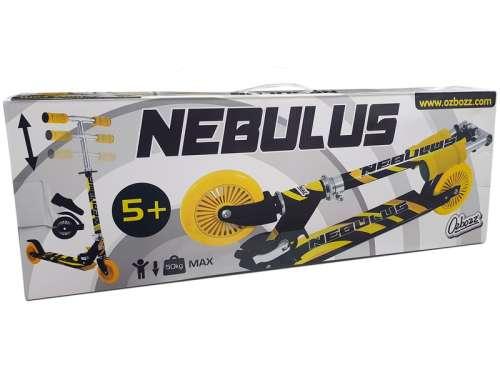Nebulus TX alumínium Roller #sárga-fekete