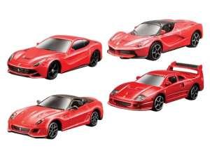 Bburago Ferrari kisautó - 1:64, többféle 31028899 Modell, makett
