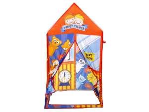 Bábszínház - 126cm #kék-sárga 31025960 Báb játék
