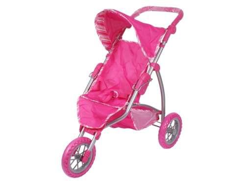 Háromkerekű Játék sport babakocsi #rózsaszín 31037012