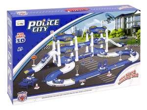 Rendőrségi nagy Parkolóház 31025952 Autópálya, parkolóház