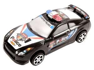 Rendőrségi Autó - 18cm #fekete-fehér 31035981 Autós játékok, autó, jármű