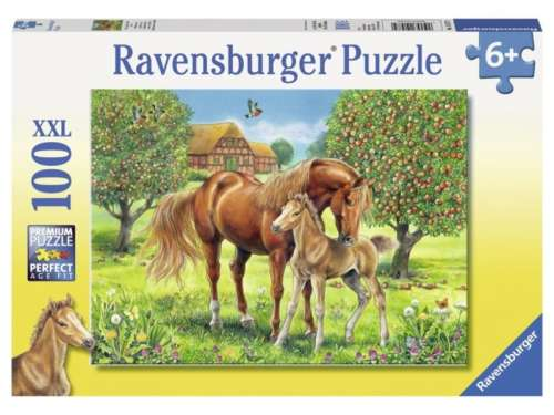 Ravensburger XXL gyerek Puzzle 100db - Ló