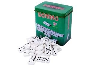 Fém dobozos Dominó 31227656 Dominó, sakk