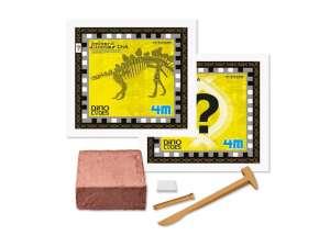 4M Stegosaurus DNS készlet 31040182 Tudományos és felfedező játék