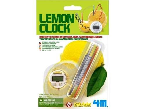 4M citrom óra készlet