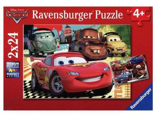 Ravensburger gyerek Puzzle 2x24db - Verdák