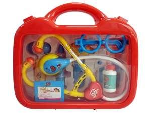 Doktor készlet táskában hanggal 31024843 Orvosos játék
