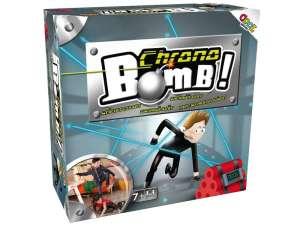 Chrono Bomb Mentsd meg a világot Társasjáték 31028031 Társasjáték