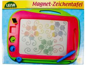 Mágneses rajztábla #zöld-rózsaszín