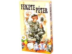 Fekete Péter klasszikus kártya 31041622 Kártyajáték