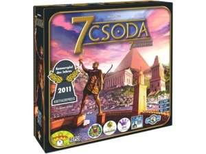 Asmodee 7 Wonders - 7 Csoda stratégiai Társasjáték 31039453 Asmodee Társasjáték