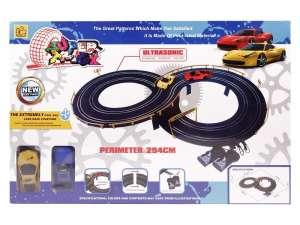 Super track elektromos Autópálya 31040119 Autópálya, parkolóház
