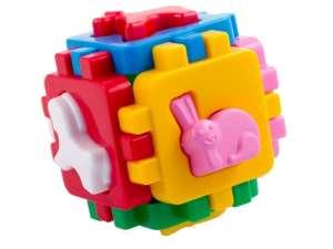 Logikai kocka Játék - Állatok