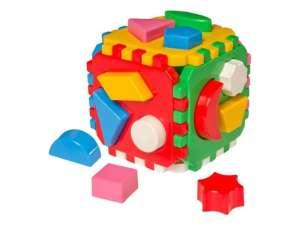 Logikai kocka Játék